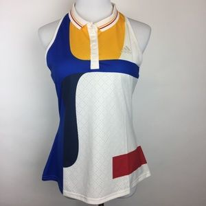 Camiseta sin mangas blanca y azul mujer 11623 mangas blanca de Adidas para mujer en Poshmark fd634b5 - hotlink.pw